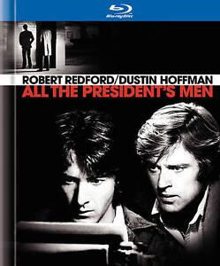 All The President's Men ,BLU-RAY DIGI BOOK,BRAND NEW , FREE SHIPPING