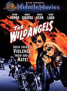 The-Wild-Angels-Peter-Fonda-Nancy-Sinatra-Bruce-Dern-New-Sealed-DVD