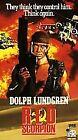 RED VHS Tapes Dolph Lundgren