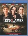Lions for Lambs (Blu-ray Disc, 2009, Checkpoint; Sensormatic; Widescreen)