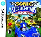 Sonic & Sega All-Stars Racing Nintendo DS Racing Video Games