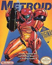 Metroid Action/Adventure Video Games