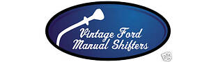 Vintage Ford Manual Shifters