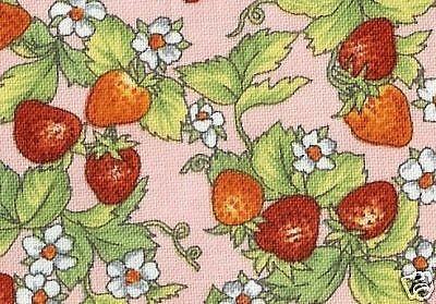 like strawberries and cream