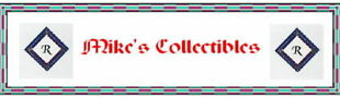 Mike's Glass/Pottery Collectibles