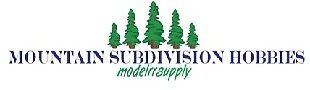 modelrrsupply Mountain Subdivision