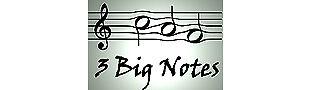 3 Big Notes
