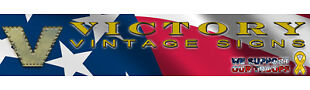 Victory Vintage Signs Co