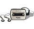 MP3 Player: Polaroid Pocket Jam2 PDP300 Silver ( 64 MB ) Digital Media Player