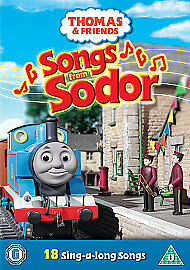 Thomas & Friends - Songs From Sodor [DVD] [2009], Good DVD, , Steve Asquith