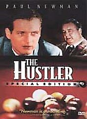 The Hustler (DVD, 2002, Widescreen)
