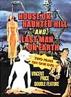 House on Haunted Hill/Last Man on Earth (DVD, 2001)