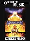 Megadeth - Behind the Music Extended (DVD, 2001) (DVD, 2001)