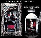Sweeney Todd: The Demon Barber of Fleet Street (DVD, 2008, 2-Disc Set, Costco Exclusive Fleet Street Gift Set)