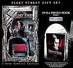 Sweeney Todd Limited Edition Fleet Stree DVD