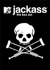 Jackass - The Box Set (DVD, 2005, 4-Disc...
