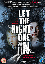 Let The Right One In DVD 2009 - bristol, United Kingdom - Let The Right One In DVD 2009 - bristol, United Kingdom
