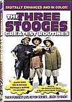 The Three Stooges - Greatest Routines (DVD, 2009)