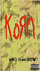 Korn - Who Then Now? (DVD, 2009)