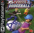 XS Junior League Dodgeball (Sony PlayStation 1, 2004)
