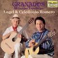 Granados-12 Danzas Espagnolas von Celedo Romero Angel & Romero (1990)