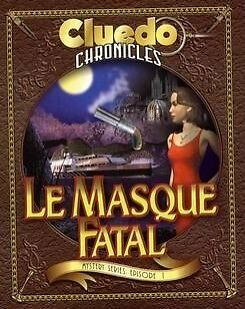 "Rétro Gaming ""Cluedo Chronicles: Le Masque Fatal"" pc cd rom neuf"