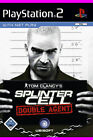 Splinter Cell: Double Agent (Sony PlayStation 2, 2006) - US Version