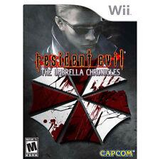 Jeux vidéo Resident Evil pour Nintendo Wii, nintendo