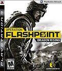 Operation Flashpoint: Dragon Rising (Sony PlayStation 3, 2009)