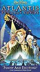 Atlantis: The Lost Empire (VHS, 2002)