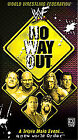 WWF - No Way Out 2002 (VHS, 2002)