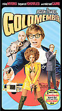 Austin Powers in Goldmember (VHS, 2002)