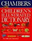 Chambers Children's Illustrated Dictionary by Pan Macmillan (Hardback, 1994)