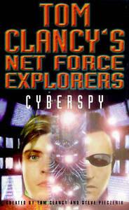 Cyberspy-by-Steve-Pieczenik-Tom-Clancy-Paperback-1999