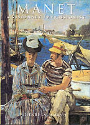 Manet (Master art) [Hardcover] Lallemand, H.