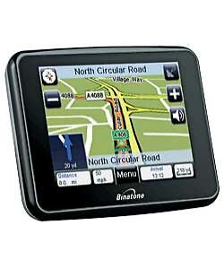 Binatone F350 Automotive GPS Receiver