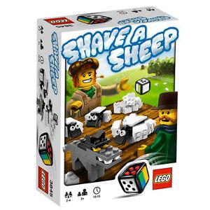 Sigillati cellophane avvolto LEGO Games SHAVE UNA PECORA  3845