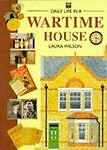 """""""VERY GOOD"""" Wilson, Laura, Daily Life in a Wartime House, Book"""