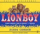 Lionboy by Zizou Corder (CD-Audio, 2004)