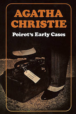 Poirots Early Cases (Poirot),ACCEPTABLE Book