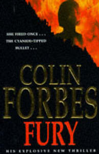 The Fury by Colin Forbes (Paperback, 199...