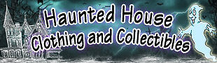 Haunted House Clothing Collectibles