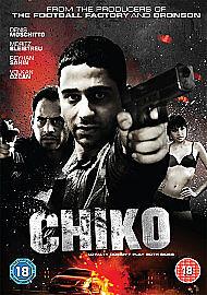 Chiko - Denis Moschitto - DVD - Brand New & Sealed