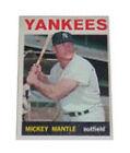 1964 Topps Mickey Mantle New York Yankees #50 Baseball Card