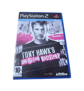 Tony-Hawks-American-Wasteland-for-Sony-PS2-Playstation-2-video-game