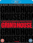 Grindhouse (Blu-ray, 2011, 2-Disc Set)