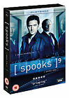 Spooks - Series 9 - Complete (DVD, 2011, 3-Disc Set, Box Set)