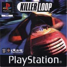 Jeux vidéo manuels inclus anglais pour Sony PlayStation 1