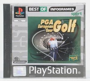 PGA-EUROPEAN-TOUR-GOLF-Sony-Playstation-PS1-PS2