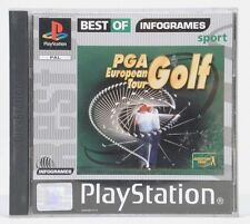 Sports Sony PlayStation 1 Golf Video Games